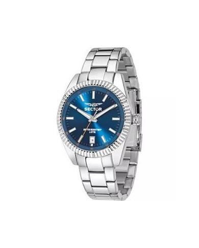 orologio uomo sector 240 blu