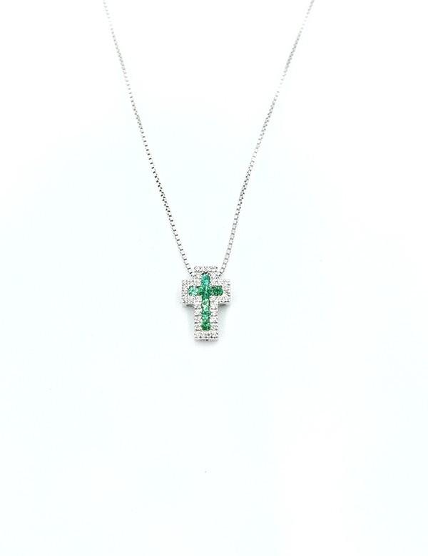 croce smeraldi